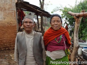 villages tamang