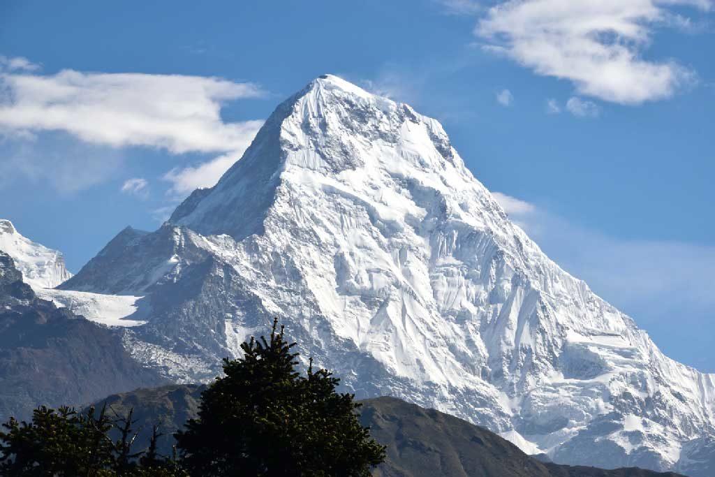 trek Annapurna sud