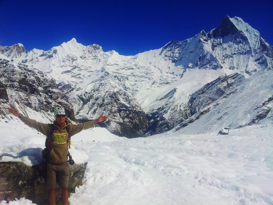 Trek camp de base des annapurnas