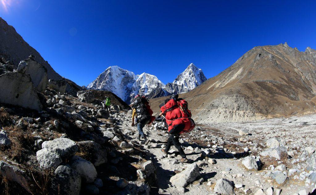 trek everest camp de base