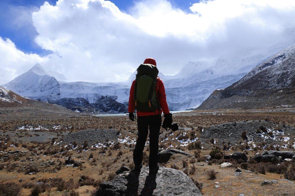 randonnée vallee nepal