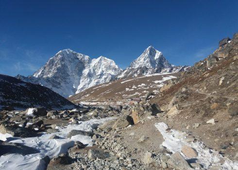 Trek camp de base Everest
